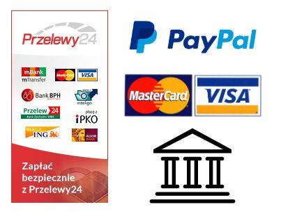 Przelewy24 PayPal